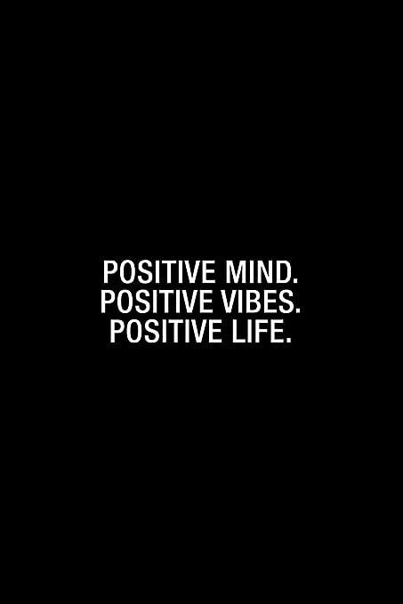 Amazoncom Simple Positive Mind Positive Vibes Positive Life Poster
