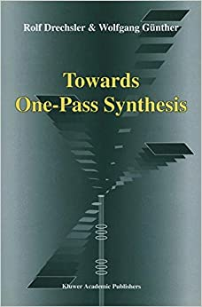 Book Towards One-Pass Synthesis
