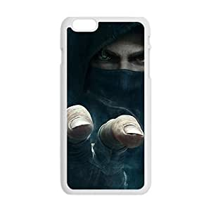 Personality customization Assassin's Creed Phone Case for iPhone 6 Plus Case By CUY Cases