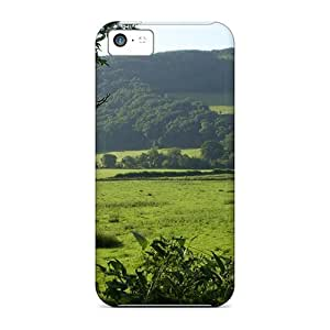 Anti-scratch And Shatterproof Seconds After Sunrise Phone Case For Iphone 5c/ High Quality Tpu Case