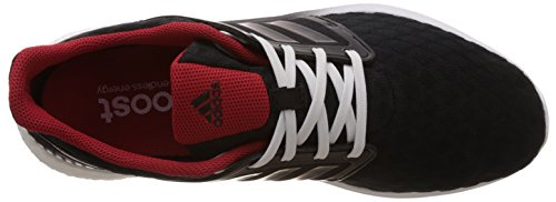 3 EU 2 adidas Nero Uomo 44 Scarpe da Corsa Black vwnfzAq68