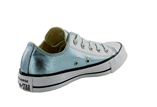 Fashion Metal Glacier Women's White Sneaker All Taylor Oxford Chuck Converse Star 6BqUY8