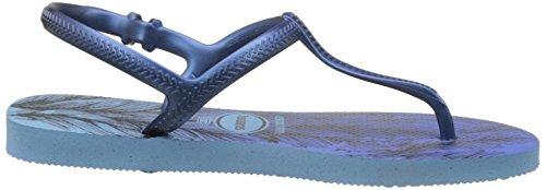 Women's Flip SL Lavender Around Flop Freedom Sandal Sandals Havaianas Ankle Roman Straps TaqwBgndax