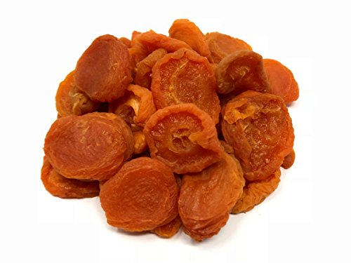 - NUTS U.S. - California Sun Dried Fancy Apricots (1 LB)