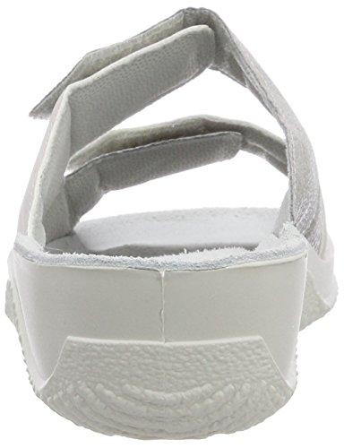 40 01 Rohde Mules Blanc weiß Soltau Femme 5WaSfxTq