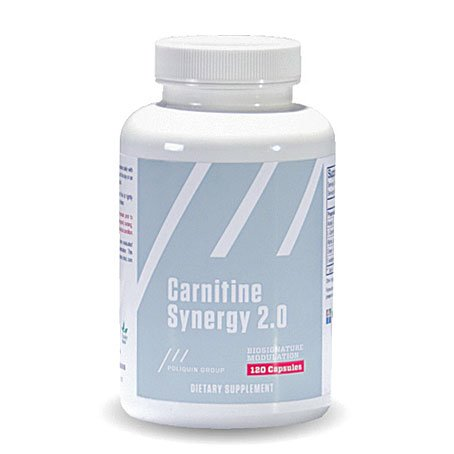 Poliquin Group, Carnitine Synergy 2.0