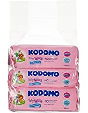 Kodomo Baby Wipes Triple Pack