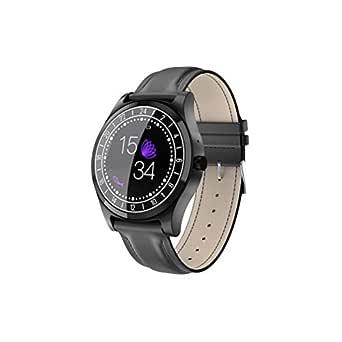 hemobllo DT19 reloj inteligente ritmo cardiaco sueño monitoreo de ...