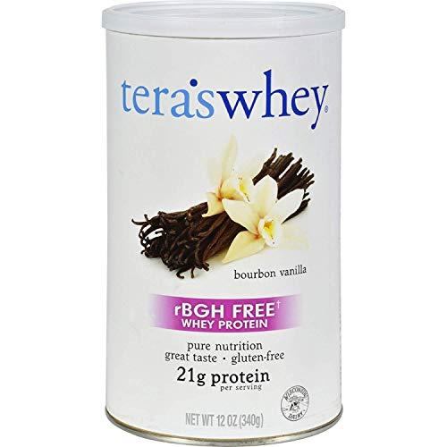 teraswhey Protein, Bourbon Vanilla, 12 oz For Sale
