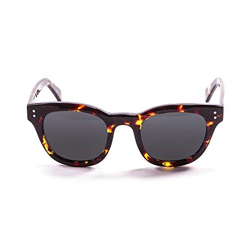 Ocean Sunglasses Santa Cruz Lunettes de soleil Demy Brown/Smoke Lens