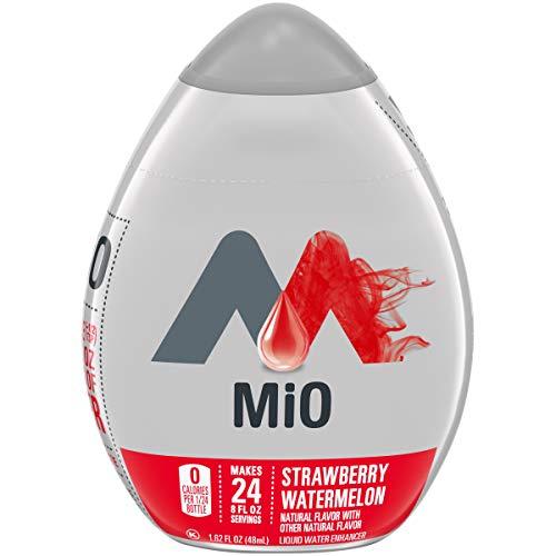 MiO Strawberry Watermelon Liquid Water Enhancer, 1.62 fl oz Bottle