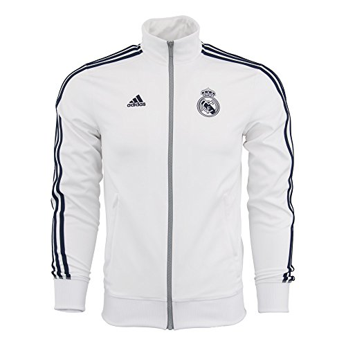 Sports & Fitness Track Jackets Men adidas Mens Football Real