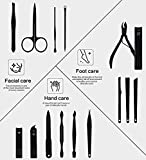 Stainless Steel Manicure Set, Nail Clippers Set of