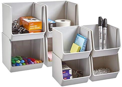 STORi Plastic Stacking Organizer Office product image
