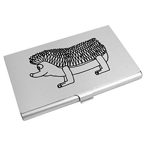 'Hedgehog' Azeeda Credit Wallet CH00011069 Card Business Azeeda 'Hedgehog' Card Holder g6xqHYw