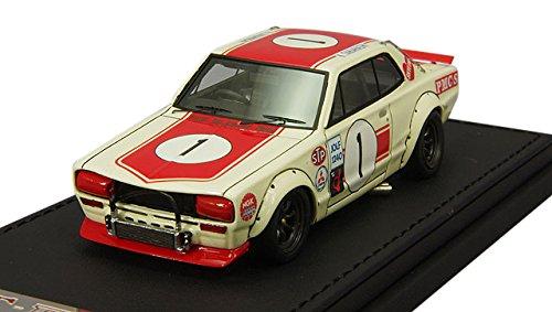 1/43 Nissan Skyline 2000 GT-R (KPGC10) (#1) 1971 Fuji Masters 250km IG0168