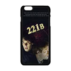 Cool Painting 221 B Hot Seller Stylish Hard Case For Iphone 6 Plus