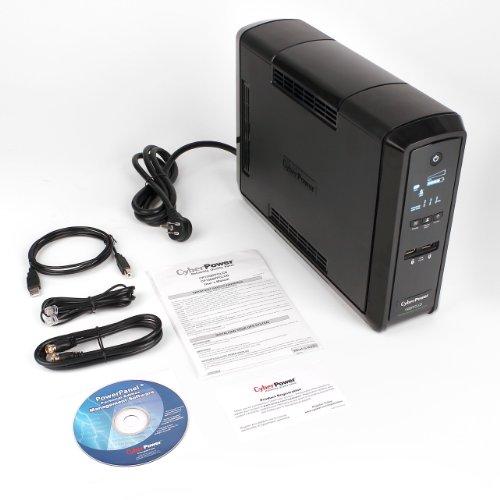 CyberPower CP1500PFCLCD New - - 10 NEMA 5-15R -