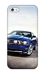 New Style For Iphone 5/5s Protector Case Ford Mustang Shelby Gt500 2012 Phone Cover 1799584K47640627