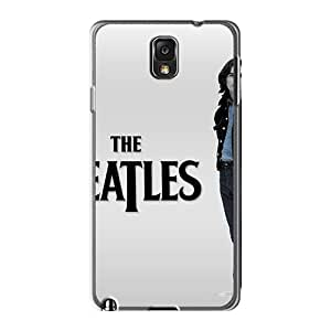 Excellent Hard Phone Covers For Samsung Galaxy Note3 With Allow Personal Design Realistic The Beatles Series RichardBingley