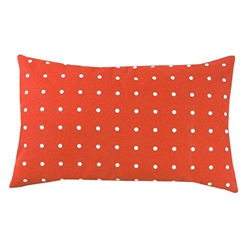 Milton Greens Stars P9315-O #23  Orange 100% Cotton Throw Pi