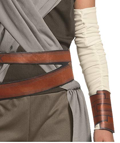 Rubies Star Wars Episode VIII: The Last Jedi, Childs Rey Costume, Large