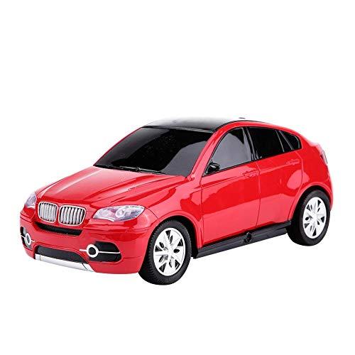 RC 1/18スケール 電動 BMW 車モデル シミュレーションRCカー おもちゃ 子供ギフト 2カラー(レッド)