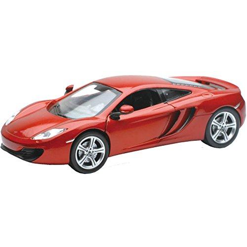 New Ray, 1:32 scale, McLaren MP4-12C, Free Wheel, Diecast model