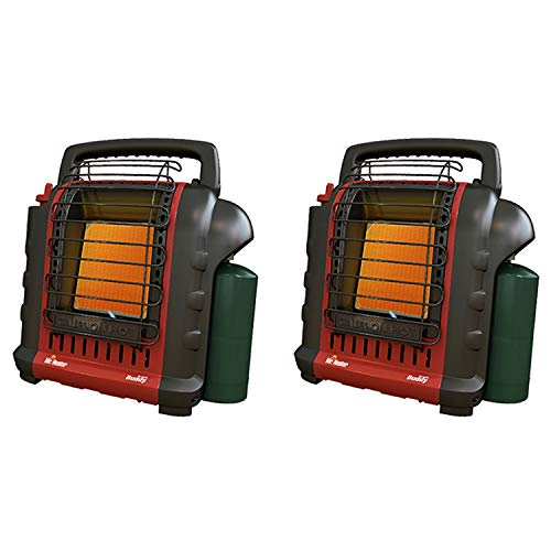 Mr. Heater Portable Camping, Job Hunting Propane