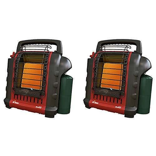 Mr. Heater Portable Buddy Camping, Job Site, Hunting Propane