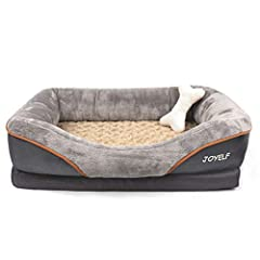 JOYELF-Only for your lovely pet We focus on the pet product design and production and has 20 years experience in Pet Supplies industry.Our products include pet bed, pet mat, pillows, pet boxes / nest, toys, etc. High-Quality and Better-Custom...