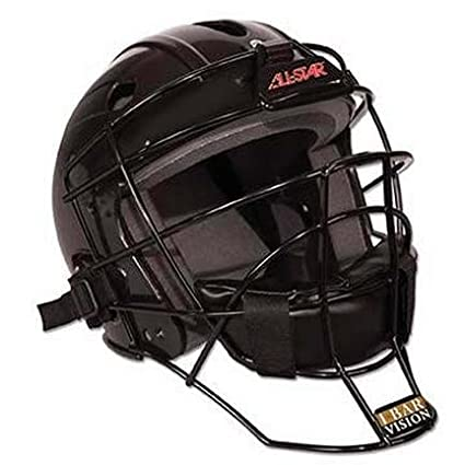 367c93e1f2c96a Amazon.com : MVP1000 Series Youth Catcher's Head Gear from All-Star ...