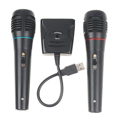KINGZER Boogie 2 Karaoke Singing Microphone Dancing For ...
