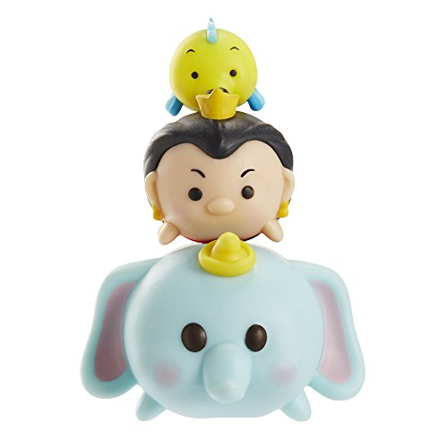 Tsum 3 Pack Figures Hearts Flounder