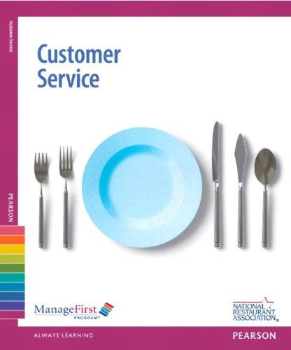 ManageFirst: Customer Service w/ Online Exam Voucher (2nd Edition)