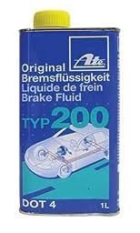 Mini Cooper Brake Fluid ATE Type 200 Amber