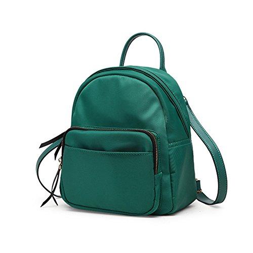 Backpack Women amp; Nylon Red Shoulder Z for Girls joyee Casual Purse Mini Bags wnOBT