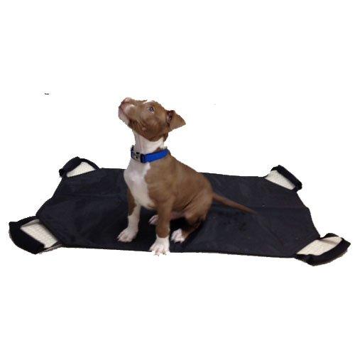 Jorgensen Soft Carry Stretcher Small Dog 21x34in Black