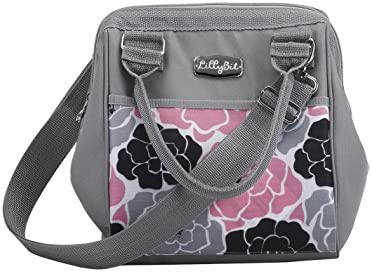 Nat and Jules Pink Floral Day Pack