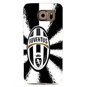 Juventus Football Club S.P.A Fashion Graphic Phone Case Cover For Samsung Galaxy s6 Edge