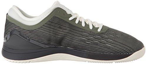 Reebok Women's CrossFit Nano 8.0 Sneaker, Hunter Green/Coal/Chalk, 5 M US by Reebok (Image #6)