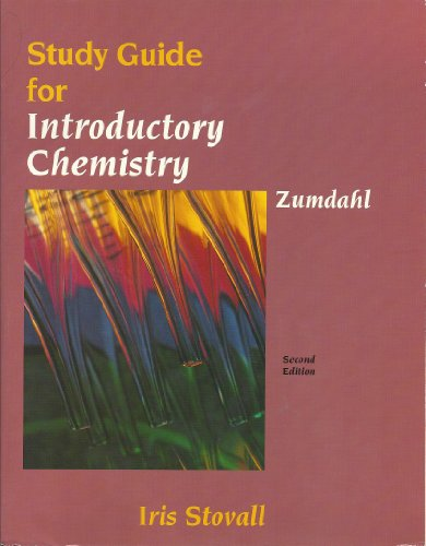 Introductory Chemistry, Study Guide for