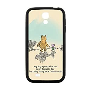 SANYISAN Cute Cartoon Bear Bestselling Hot Seller High Quality Case Cove For Samsung Galaxy S4