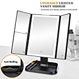 AirExpect Makeup Mirror Vanity Mirror with Lights
