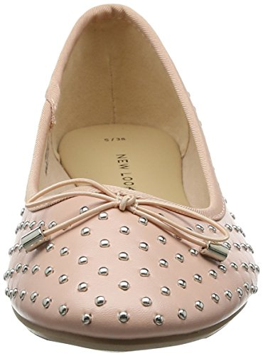 Donna Ballerine A Light Pink Ludd Look New Pink 7q1vII