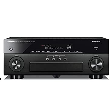 Yamaha RX-A880 Premium Audio & Video Component Receiver Black