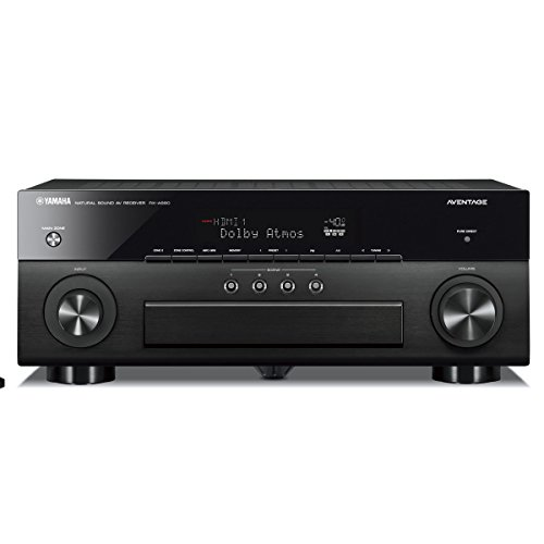 Yamaha RX-A880 Premium Audio & Video Component Receiver - Black by Yamaha Audio (Image #5)