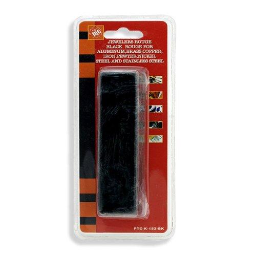 6 Ounce Black Leather - 5