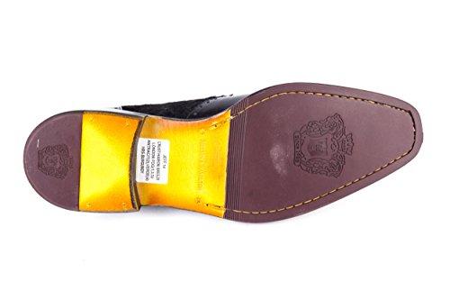 41 EU Hamilton 633 Ville amp; Chaussures pour Homme Noir de à Melvin MH15 Noir Lacets T64w5qO