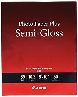 """100 Sheets Brand New Canon Photo Paper Plus Glossy II PP-201 4/"""" x 6/"""" 2311B023"""